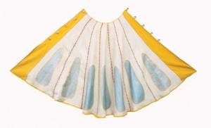 La jupe de Jeanne de la Lune.